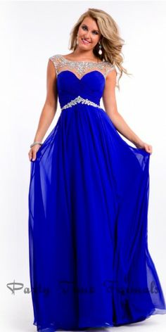 Party Time Formals 6555 Prom Dress