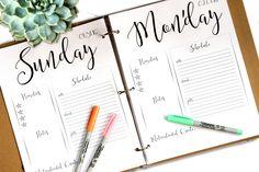 2016 Planner Download