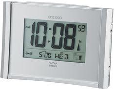 R-Wave Atomic Bedside Alarm Clock $48.75