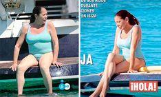 Isabel Pantoja Revista Hola Tom Hanks, Reese Witherspoon, Oprah Winfrey, Nicole Kidman, Ibiza, Photoshop, Hollywood, One Piece, Swimwear