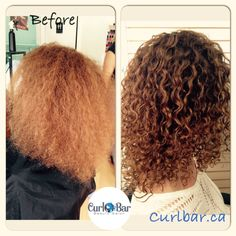 Our signature dry cut and hydration using #jessicurl products.