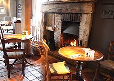 The Cow and Calf, Ilkley. Great traditional British pub!