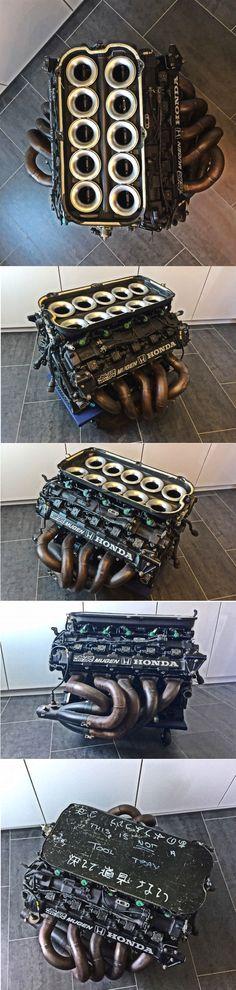 Mugen - Honda F1 - V10