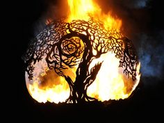 The Twisted Tree Ball Architectural Landscape Design Landscaping With Rocks, Backyard Landscaping, Beach Patio, Twisted Tree, Garden Fire Pit, Fire Ring, Fire Pit Designs, Wood Burning Fires, Best Build