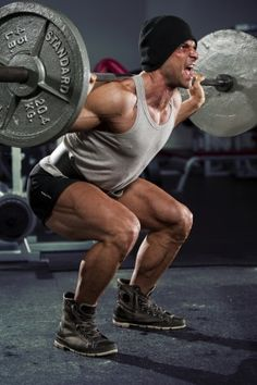 Increase Squat Strength With These 70 Quick Tips - squat gym Squat Workout, Workout Memes, Workout Plans, Weight Training Workouts, Gym Workouts, Crossfit, Barbell Squat, Nutrition Sportive, Resistance Workout