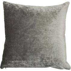 Brussels Throw Pillow, Charcoal - Pillows - Accessories