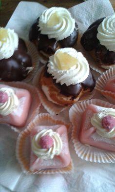 moorkoppen en roze kasteeltjes
