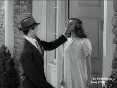 The Philadelphia Story : Katharine Hepburn and Cary Grant Katharine Hepburn, The Philadelphia Story, Cary Grant, Funny Movies, Old Movies, Classic Hollywood, Old Hollywood, Movie Stars, Movie Tv