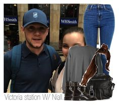 """""""Nialler"""" by idaln ❤ liked on Polyvore featuring Topshop, Haider Ackermann, Alexander Wang, Chanel, Yves Saint Laurent, OneDirection, NiallHoran and onedirectionoutfits"""