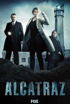 Alcatraz. Good tv show