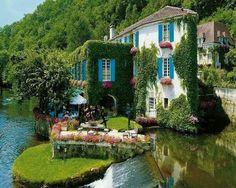 Provance Hotel Moulin Du Roc France