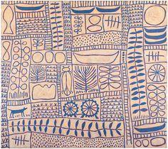 Marina Strocchi , Blue Canoes