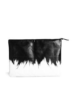 Monki | Monki Minna Hug & Hold Oversized Clutch Bag at ASOS