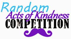 A list of Random Acts of Kindness that can be done in a short amount of time, in a small geographical area, and also cost very little.  Great for a Mutual Activity or a Party!