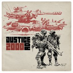We here at ThreeA are excited to. Comic Book Pages, Comic Books Art, Graphic Design Illustration, Illustration Art, Art Illustrations, 2000ad Comic, Post Apocalyptic Art, Apocalypse Art, Ashley Wood