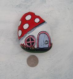 Mushroom Cottage 1