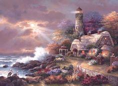 Jigsaw Puzzles - Heaven's Light