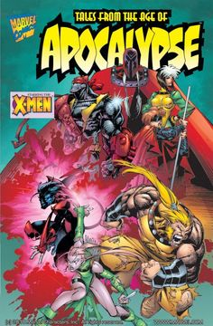 Tales from the Age of Apocalypse: By The Light - Comics by comiXology