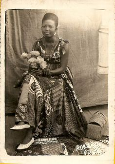 Studio photo, Benin Republic, circa 1970s, Private collection.