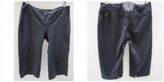 16.95$  Buy now - http://viaag.justgood.pw/vig/item.php?t=8xf44621639 - REI Womens Yoga Pants Shorts Capri Cropped Exercise Athletic Black Size XS