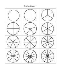 fraction circles doc more circles 98660463 png math fractions ...