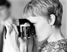 birdcagewalk: Mia Farrow in 1967.