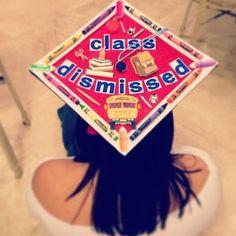 20 Crazy Awesome Graduation Cap Ideas