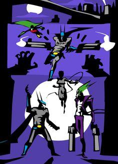 Bunka - Gotham