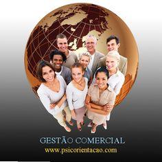 GESTÃO COMERCIAL – Planejamento de vendas e serviços.        Atuação: Instituições e empresas