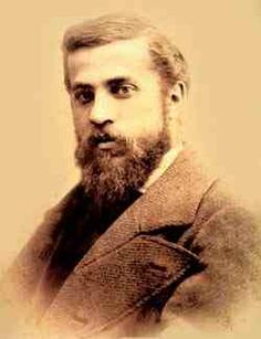 Antoni Gaudi-probably the greatest architect that ever lived