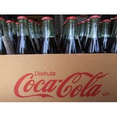 Mexican Coca Cola, Drink Cola, 12-Ounce (24 Pack) (Misc.) www.amazon.com/...
