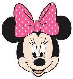 Minnie Pink bow