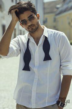 #bowtie #man #fashion
