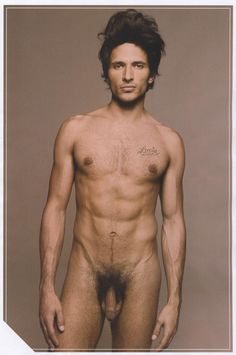Andres naked
