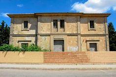 """Patrimonio Industrial Arquitectónico: Artículo """"La ruta de los andenes fantasmas"""""""