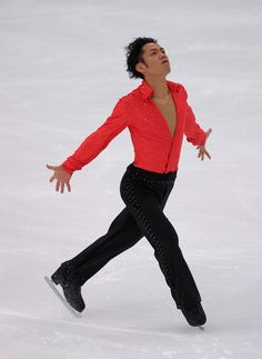 Daisuke Takahashi Photo - Japan Figure Skating Championships 2010 - Day 2