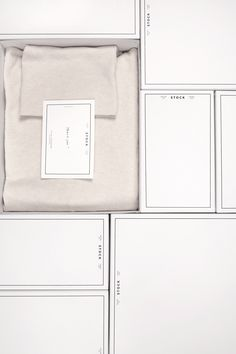 STOCKCorporate Identity design system, Branding, Packaging design, E-commerce Website designEstablished in 2011 and headquartered in the heart of New York City, STOCK offers a unique and global perspective on men's style. At the online store and the re…