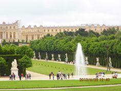 Versailles 22 iunie 2013