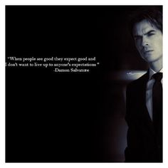 20 Most Badass Quotes by Damon Salvatore all the way from Vampire Diaries to knock you down ! - People Photos - Ideas of People Photos - 20 Most Badass Quotes by Damon Salvatore all the way from Vampire Diaries to knock you down ! Vampire Diaries Poster, Vampire Diaries Quotes, Vampire Diaries Wallpaper, Vampire Diaries Cast, Vampire Diaries The Originals, Damon Salvatore Frases, Damon Salvatore Vampire Diaries, Ian Somerhalder Vampire Diaries, Stefan Salvatore Quotes