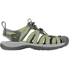 Sperry Top-Sider boat shoes are classic but Keen sandals are some of the best boating shoes. Great grip and open design for wet deck surfaces.