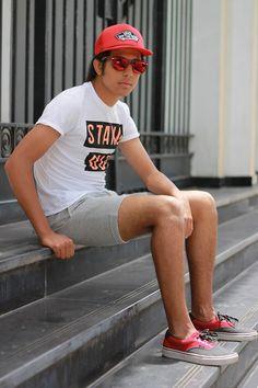 Vans Hat, Zero Uv, Tee Zara, Shorts Zara, Vans Era 59 Vans Hats, Zara Shorts, Zero, Style, Fashion, Moda, Stylus, Fasion, Trendy Fashion