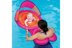 Baby Spring Float Sun Canopy - Mommy & Me 151250 $29.95
