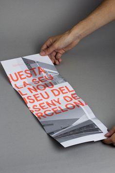 Actualité / Le design museum de Barcelone en trois couleurs / étapes: design & culture visuelle