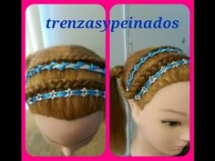 YouTube My Little Girl, Girl Hairstyles, Braids, Hair Styles, Female Hair, Hair Tutorials, Beauty, Youtube, Fashion
