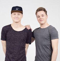 Kelvin Boerma and Peter de Harder - Cinemates