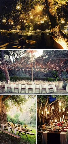 These fairy lights would be beautiful on a patio or outdoor garden type area.