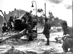 The Russians hammered Berlin with this B-4 heavy artillery