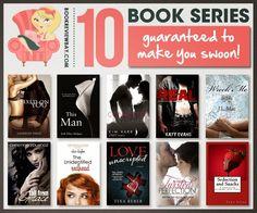 TEN BOOK SERIES GUARANTEED TO MAKE YOU SWOON! :: TEN LIST | Book Review Bay | Romance Book Blog