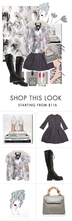 """November 7,2017"" by anny951 ❤ liked on Polyvore featuring Oliver Gal Artist Co., Chanel, Proenza Schouler, Altuzarra, NOVICA, Nancy Gonzalez and Tory Burch"