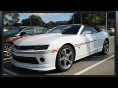 2015 Chevrolet Camaro in Lakeland FL 33809 : Fields BMW Lakeland 4285 Lakeland Park Drive I-4 @ Exit 33 in Lakeland FL 33809  Learn More: http://ift.tt/2iMXVIN  You can expect a lot from the 2015 Chevrolet Camaro. With less than 10000 miles on the odometer this is a technologically advanced vehicle for the sport-inclined driving enthusiast! Chevrolet made sure to keep road-handling and sportiness at the top of it's priority list. It features an automatic transmission rear-wheel drive and a…